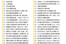 ① 某大店设计素材全套资料打包(211GB)